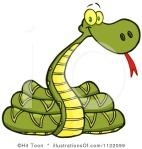 Silly Snake